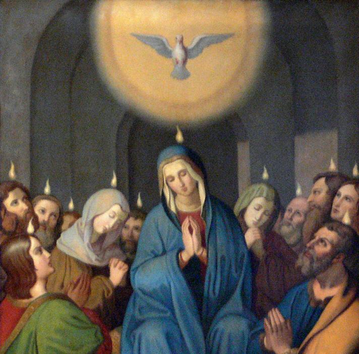 In attesa del Grande Giorno ….Veglia di Pentecoste 2018