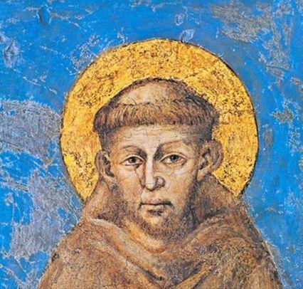 """Del beato """"Transito"""" del Serafico Padre san Francesco"""