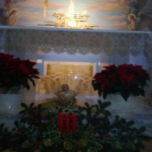 Addobbo Farnesina Natale